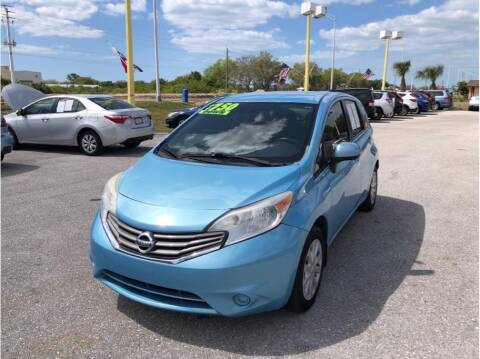 2014 Nissan Versa Note for sale at My Value Car Sales in Venice FL