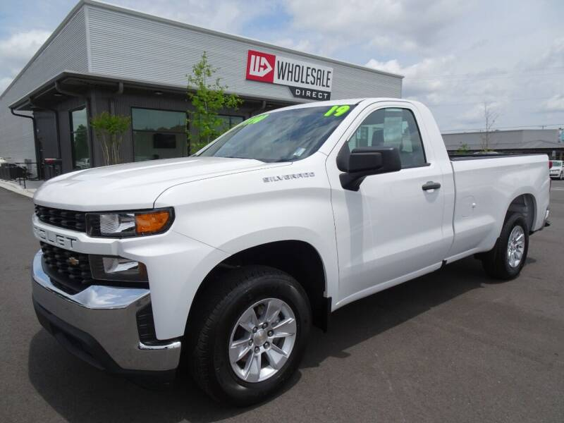2019 Chevrolet Silverado 1500 for sale at Wholesale Direct in Wilmington NC