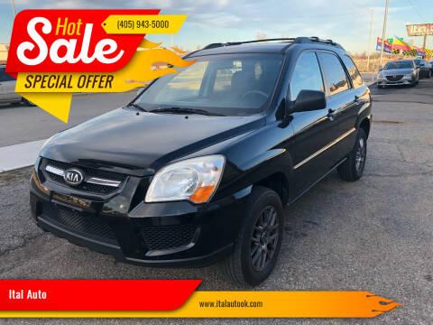 2010 Kia Sportage for sale at Ital Auto in Oklahoma City OK