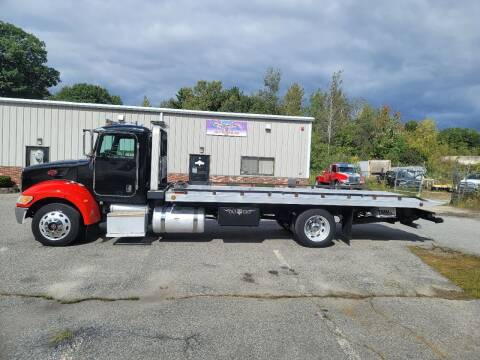 2010 Peterbilt 335 for sale at GRS Auto Sales and GRS Recovery in Hampstead NH