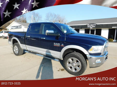 2016 RAM Ram Pickup 2500 for sale at Morgan's Auto Inc in Paoli IN