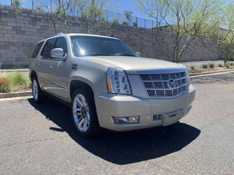 2014 Cadillac Escalade for sale at MyAutoJack.com @ Auto House in Tempe AZ