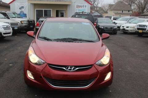 2013 Hyundai Elantra for sale at Rochester Auto Mall in Rochester MN