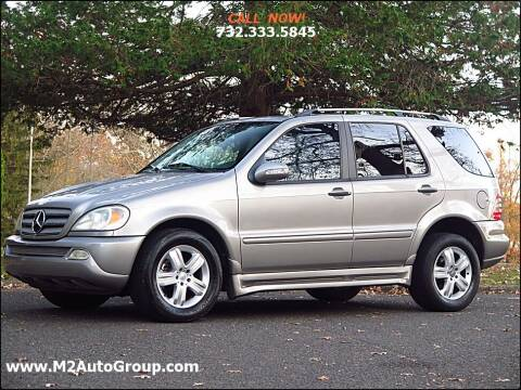 2005 Mercedes-Benz M-Class for sale at M2 Auto Group Llc. EAST BRUNSWICK in East Brunswick NJ