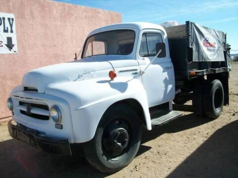 1955 International Dump Truck for sale at Haggle Me Classics in Hobart IN
