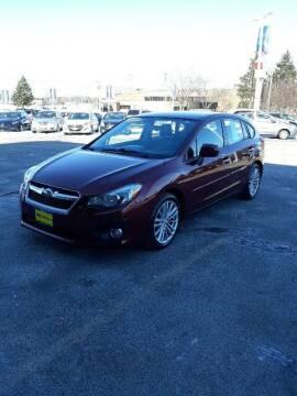 2012 Subaru Impreza for sale at Bachrodt on State in Rockford IL