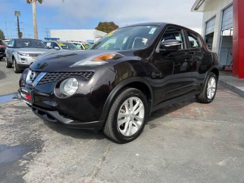 2015 Nissan JUKE for sale at Auto Max of Ventura in Ventura CA