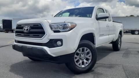 2016 Toyota Tacoma for sale at ATLANTA TRUCK CENTER LLC in Brookhaven GA