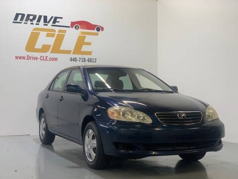 2005 Toyota Corolla for sale at Drive CLE in Willoughby OH