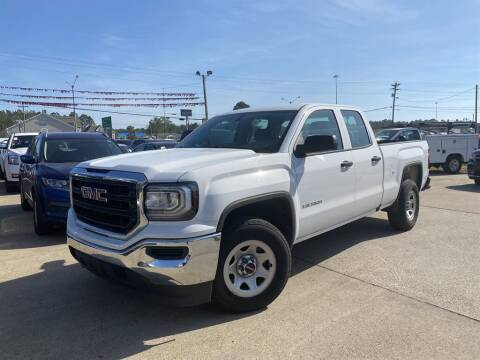2018 GMC Sierra 1500 for sale at Direct Auto in D'Iberville MS