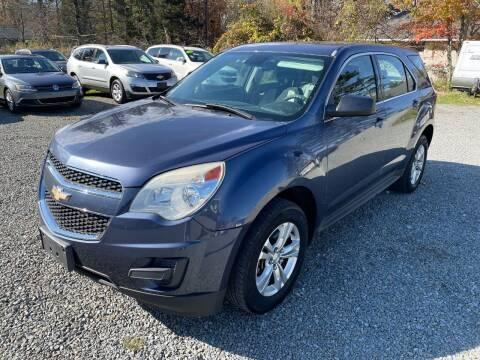 2013 Chevrolet Equinox for sale at Auto4sale Inc in Mount Pocono PA