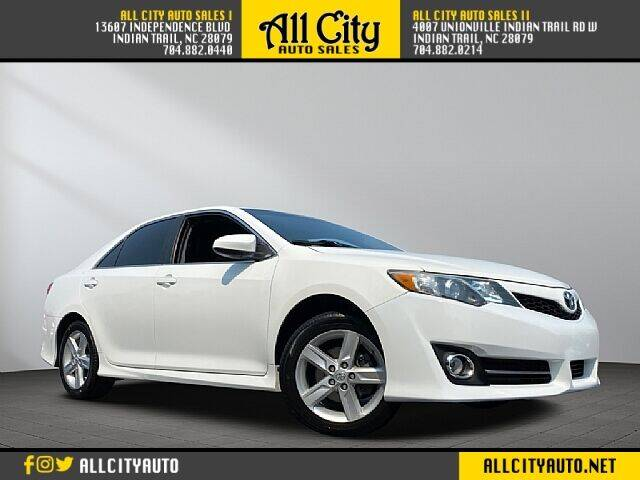 2014 Toyota Camry for sale at All City Auto Sales in Indian Trail NC