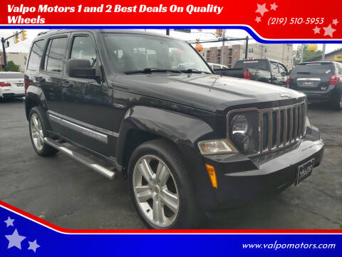 2012 Jeep Liberty for sale at Valpo Motors 1 and 2  Best Deals On Quality Wheels in Valparaiso IN
