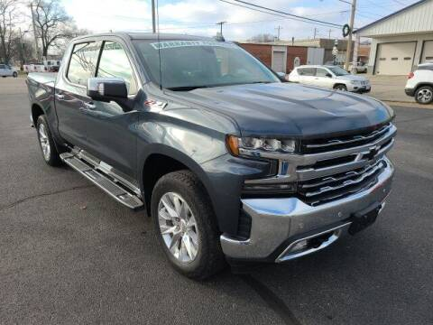 2019 Chevrolet Silverado 1500 for sale at LeMond's Chevrolet Chrysler in Fairfield IL