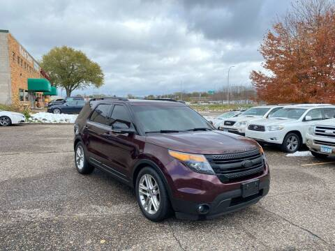 2011 Ford Explorer for sale at Family Auto Sales in Maplewood MN