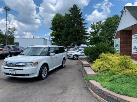2012 Ford Flex for sale at Direct Sales & Leasing in Youngstown OH