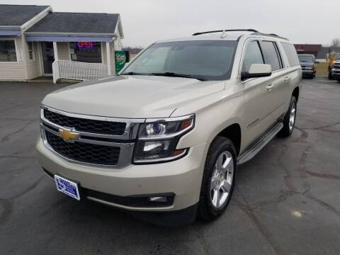 2015 Chevrolet Suburban for sale at Larry Schaaf Auto Sales in Saint Marys OH