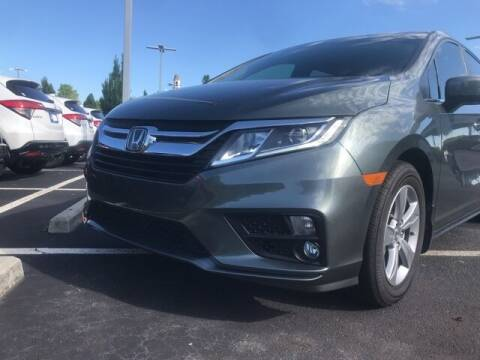 2020 Honda Odyssey for sale at Southern Auto Solutions - Lou Sobh Honda in Marietta GA