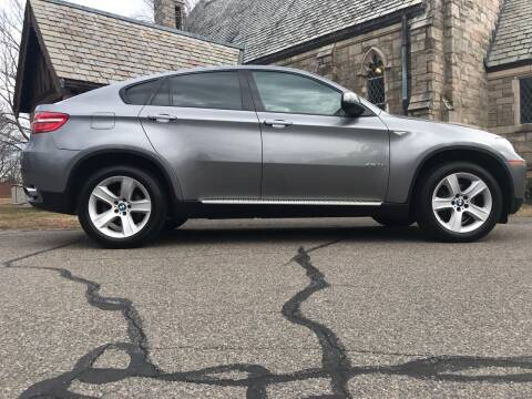 2014 BMW X6 for sale at Reynolds Auto Sales in Wakefield MA