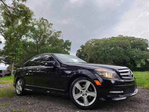 2011 Mercedes-Benz C-Class for sale at AFFORDABLE ONE LLC in Orlando FL