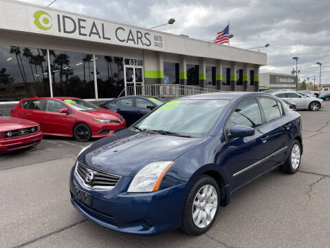 2012 Nissan Sentra for sale at Ideal Cars Apache Junction in Apache Junction AZ
