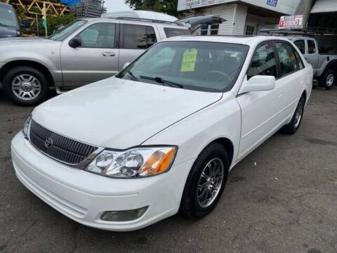 2001 Toyota Avalon for sale at Drive Deleon in Yonkers NY