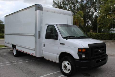 2017 Ford E-Series Chassis for sale at Truck and Van Outlet in Miami FL