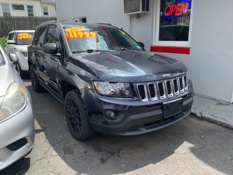 2015 Jeep Compass for sale at Metro Auto Exchange 2 in Linden NJ