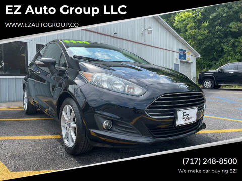 2016 Ford Fiesta for sale at EZ Auto Group LLC in Lewistown PA