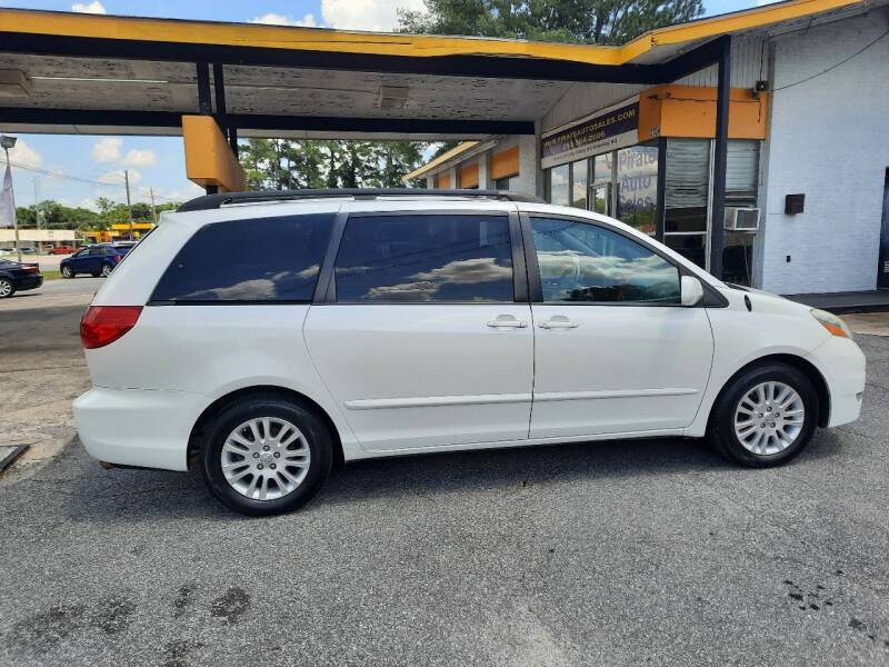 2009 Toyota Sienna for sale at PIRATE AUTO SALES in Greenville NC