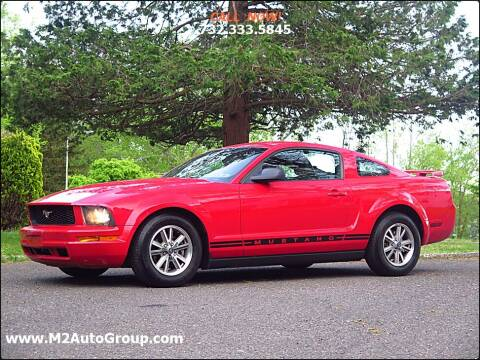 2005 Ford Mustang for sale at M2 Auto Group Llc. EAST BRUNSWICK in East Brunswick NJ