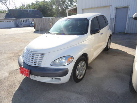 2002 Chrysler PT Cruiser for sale at John's Auto Sales in Council Bluffs IA