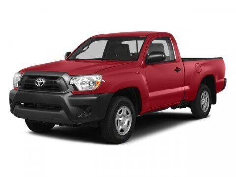 2014 Toyota Tacoma for sale at Griffin Buick GMC in Monroe NC