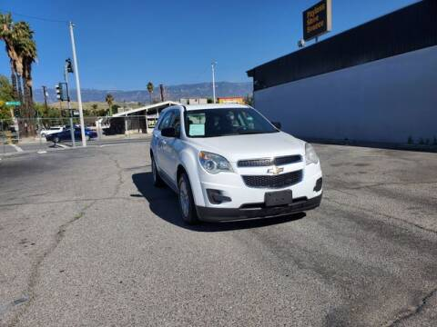 2015 Chevrolet Equinox for sale at Silver Star Auto in San Bernardino CA