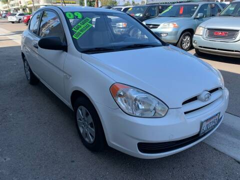 2009 Hyundai Accent for sale at North County Auto in Oceanside CA