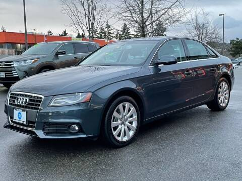 2011 Audi A4 for sale at GO AUTO BROKERS in Bellevue WA