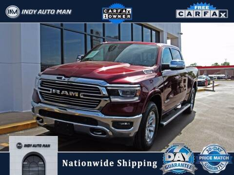 2019 RAM Ram Pickup 1500 for sale at INDY AUTO MAN in Indianapolis IN