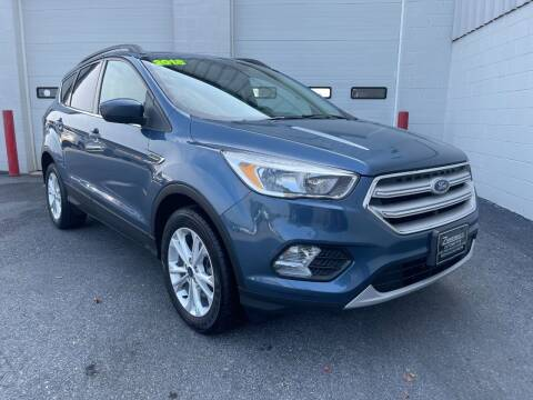 2018 Ford Escape for sale at Zimmerman's Automotive in Mechanicsburg PA