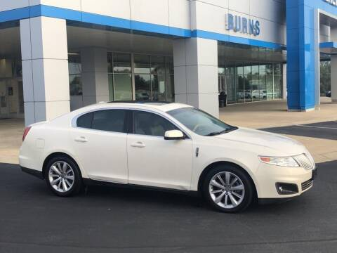 2009 Lincoln MKS for sale at Burns Chevrolet of Gaffney in Gaffney SC