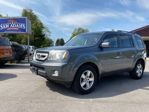 2011 Honda Pilot for sale at Sam Adams Motors in Cedar Springs MI