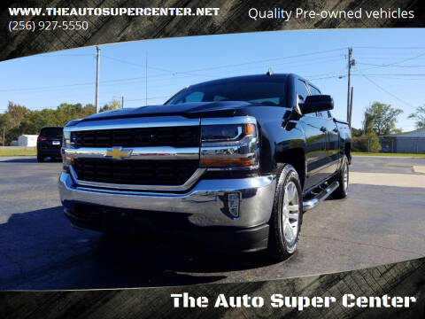 2016 Chevrolet Silverado 1500 for sale at The Auto Super Center in Centre AL