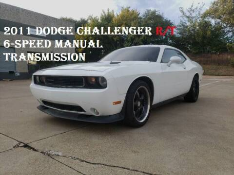 2011 Dodge Challenger for sale at ZNM Motors in Irving TX