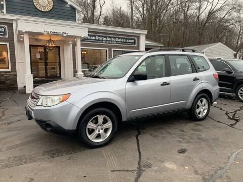 2013 Subaru Forester for sale at Ocean State Auto Sales in Johnston RI