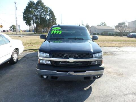 2005 Chevrolet Silverado 1500 for sale at Credit Cars of NWA in Bentonville AR