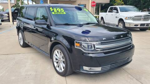 2018 Ford Flex for sale at Dunn-Rite Auto Group in Longwood FL