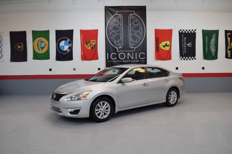 2015 Nissan Altima for sale at Iconic Auto Exchange in Concord NC