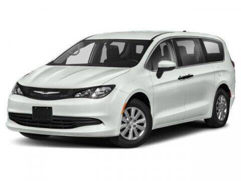 2020 Chrysler Voyager for sale at NICKS AUTO SALES --- POWERED BY GENE'S CHRYSLER in Fairbanks AK