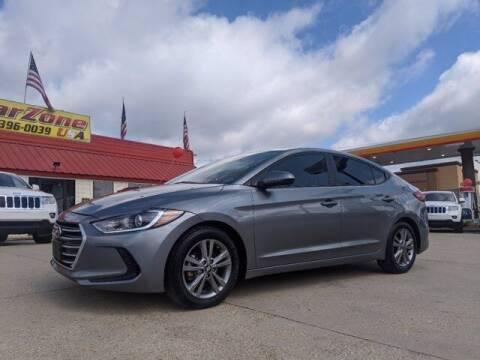2017 Hyundai Elantra for sale at CarZoneUSA in West Monroe LA