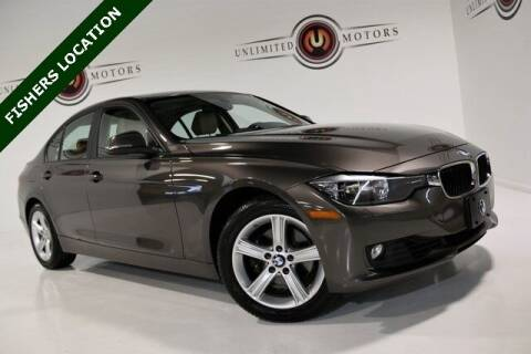 2013 BMW 3 Series for sale at Unlimited Motors in Fishers IN