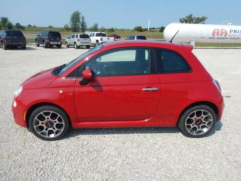 2012 FIAT 500 for sale at All Terrain Sales in Eugene MO